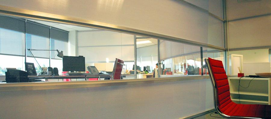 Foto oficina en alcobendas proyecto y ejecuci n de green for Proyecto oficina
