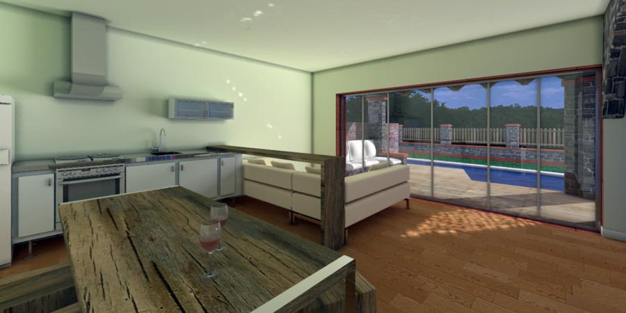 Proyecto de reforma integral de vivienda en Menorca