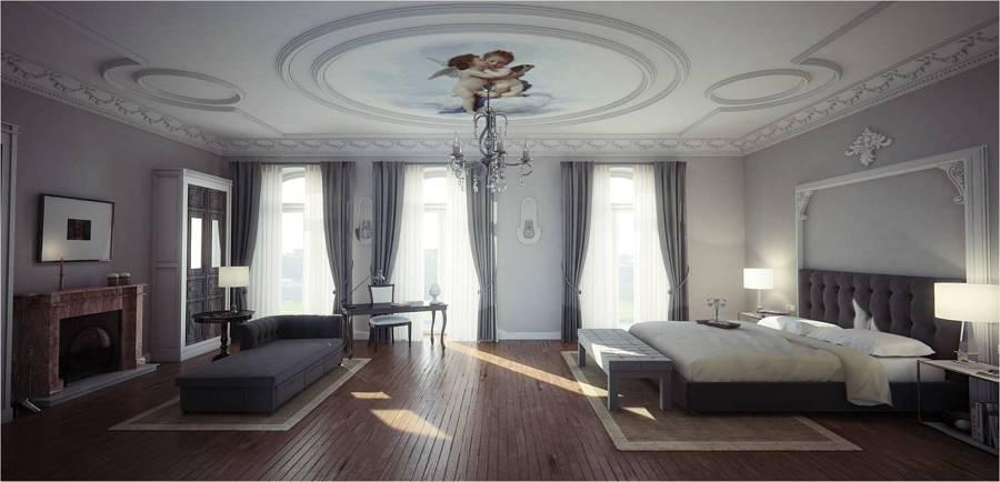 Proyecto de Reforma y decoración de Hotel con encanto