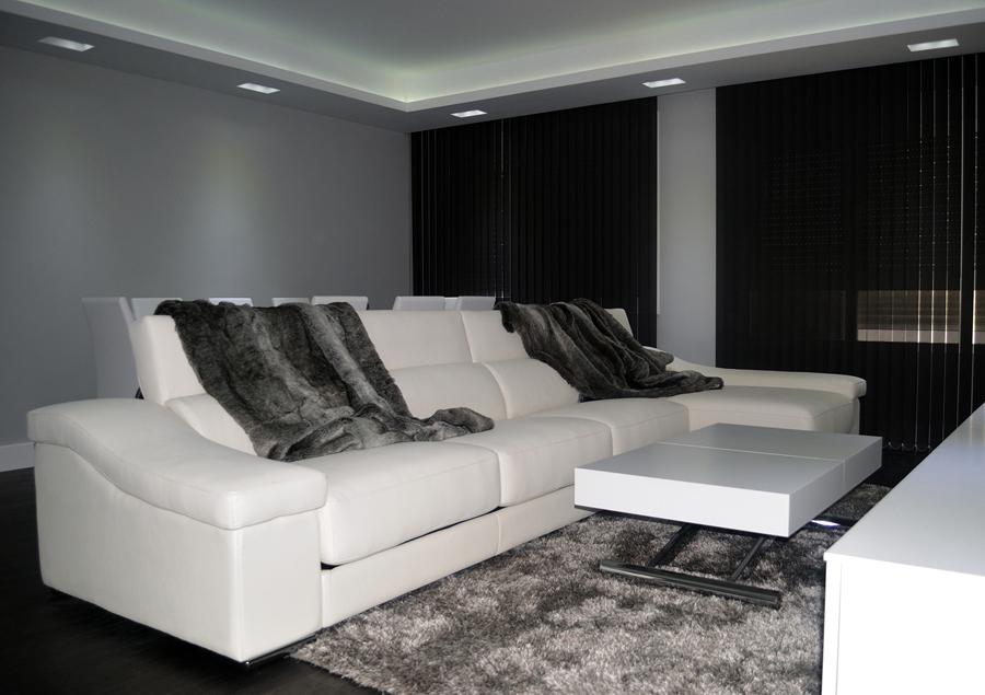 Proyecto de reforma y decoraci n integral de piso ideas for Decoracion pisos romanticos