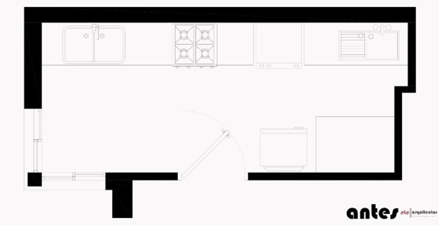 Proyecto de Reforma y Diseño de cocina