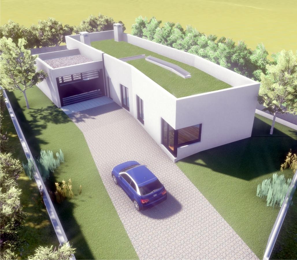 Proyecto de vivienda en Lliria urbanizacion Mont Jarque 3