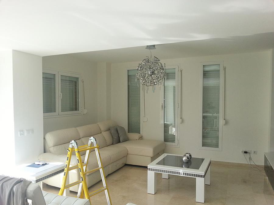 Proyecto decoracion salon