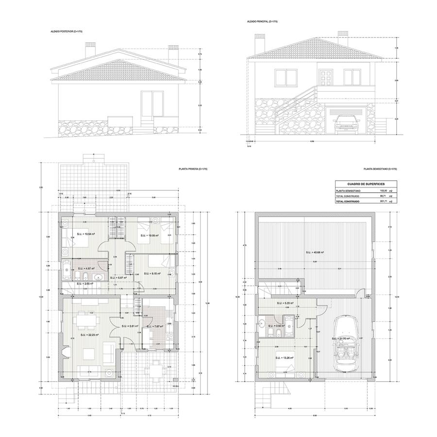 proyecto-demolicion-vivienda-unifamiliar-arquitecto-madrid-estudio-arquitectura-madrid