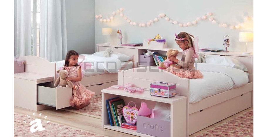 Proyecto dormitorio Juvenil Asoral
