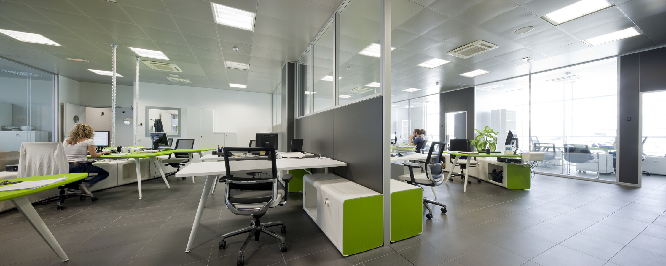 Foto proyecto imdea energia de espacio aretha 242640 for Oficina de empleo segovia