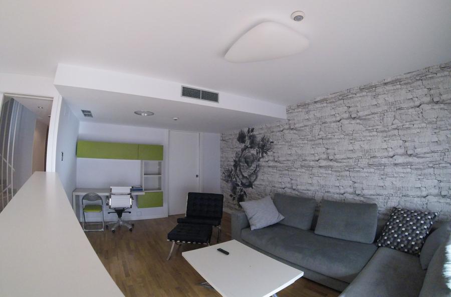 Proyecto integral de salón y comedor abierto