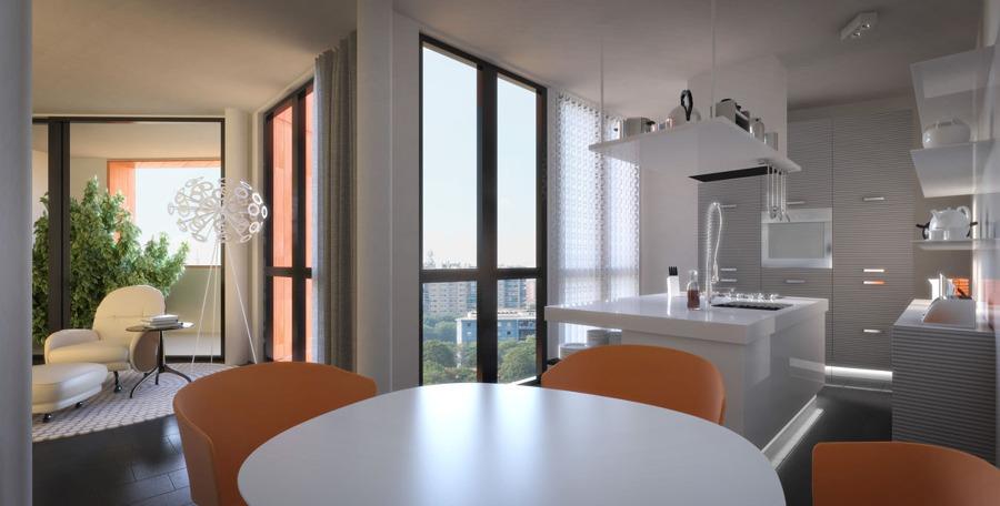 Proyecto interiorismo 3d completo residencial de lujo - Interiorismo de lujo ...
