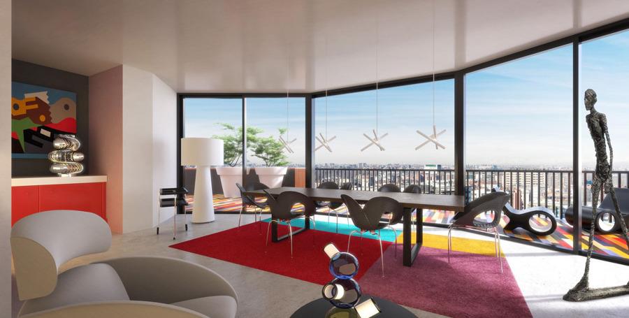 Foto proyecto interiorismo 3d completo residencial de - Interiorismo de lujo ...