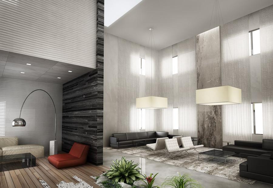 Proyecto interiorismo completo residencial de lujo villa - Interiorismo de lujo ...