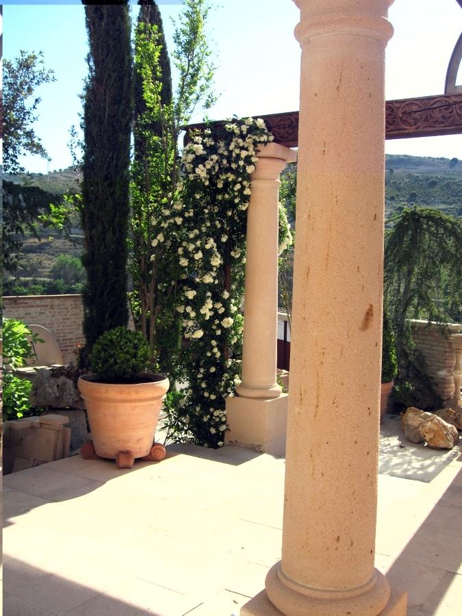 Foto proyecto jardin 1 de obras y reformas en madrid for Jardines zen valladolid
