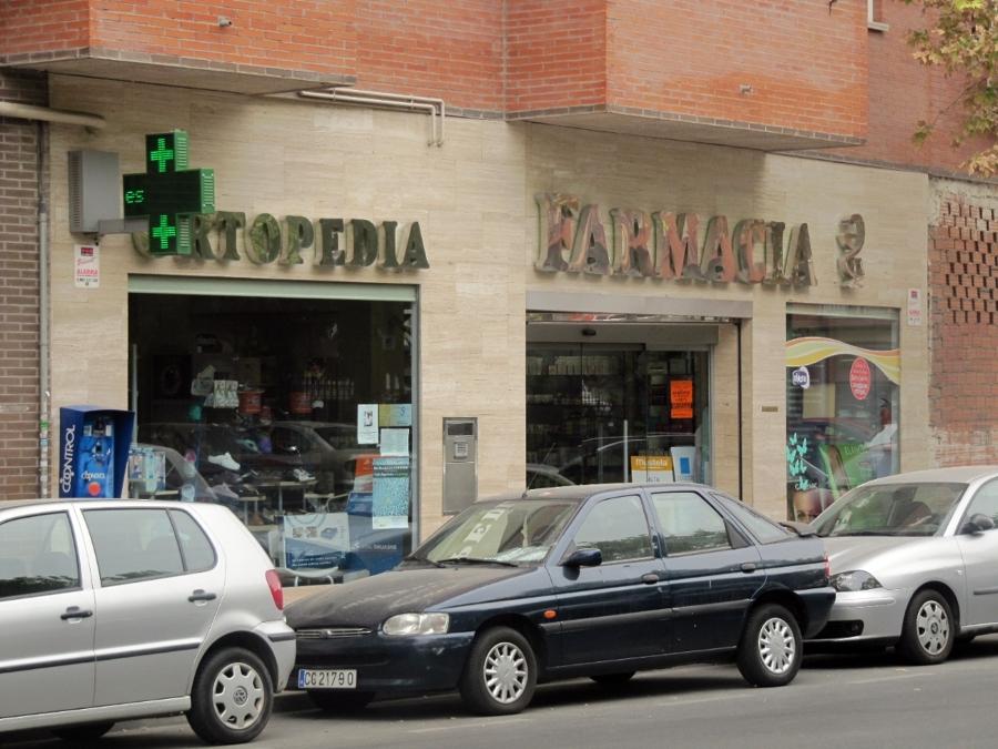 Proyecto licencia apertura farmacia valdemoro, madrid