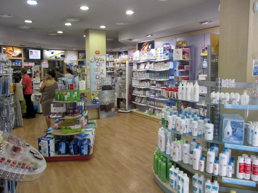 Proyecto licencia apertura farmacia, valdemoro, madrid