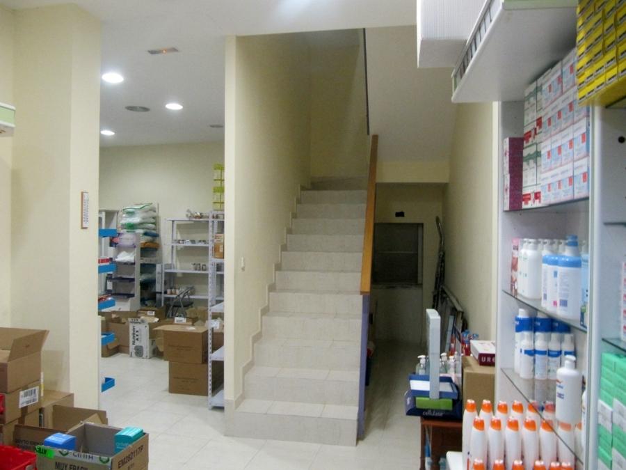 Proyecto licencia apertura farmacia, valdemoro