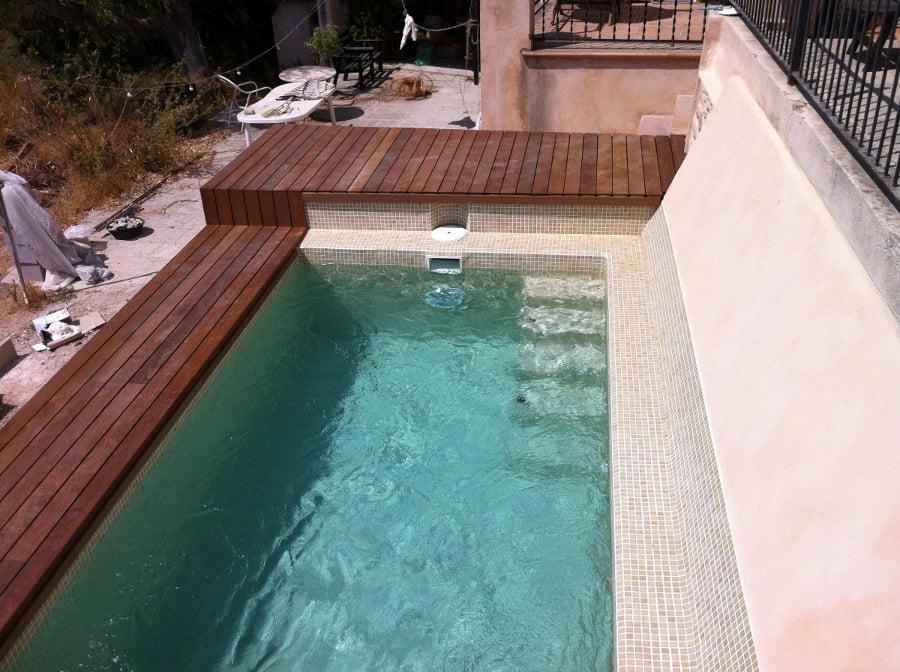 Proyecto para la construcci n de una piscina ideas for Piscinas instaladas precios
