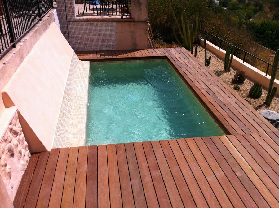 Foto proyecto para la construcci n de una piscina de for Construccion de una piscina