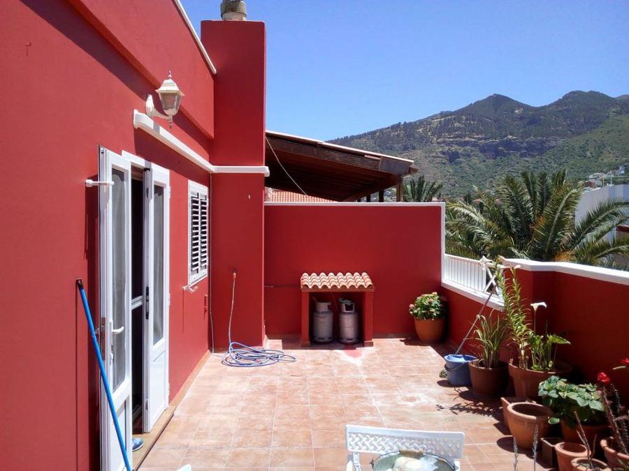 Proyecto pintura exterior edificio balcones viviendas