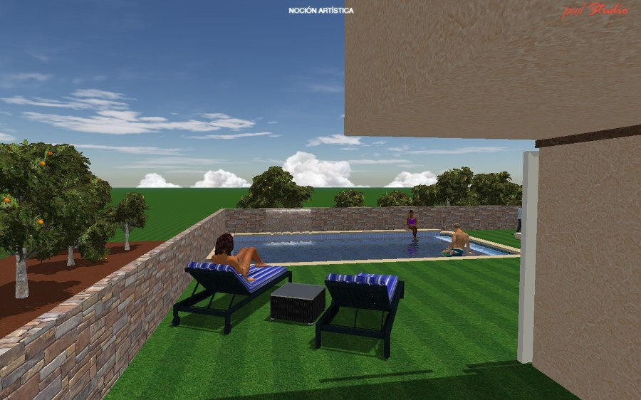 Foto proyecto piscina de tupiscina 685054 habitissimo for Proyecto de piscina