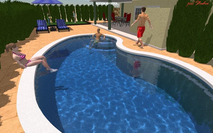 Proyecto piscina