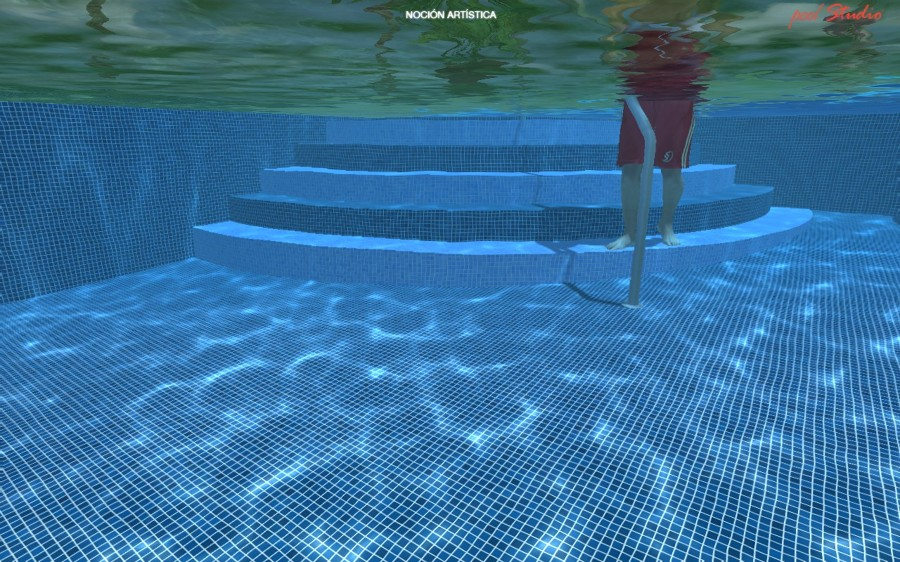 Foto proyecto piscina de tupiscina 685066 habitissimo for Proyecto de piscina