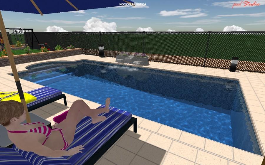 Foto proyecto piscina de tupiscina 685068 habitissimo for Proyecto de piscina