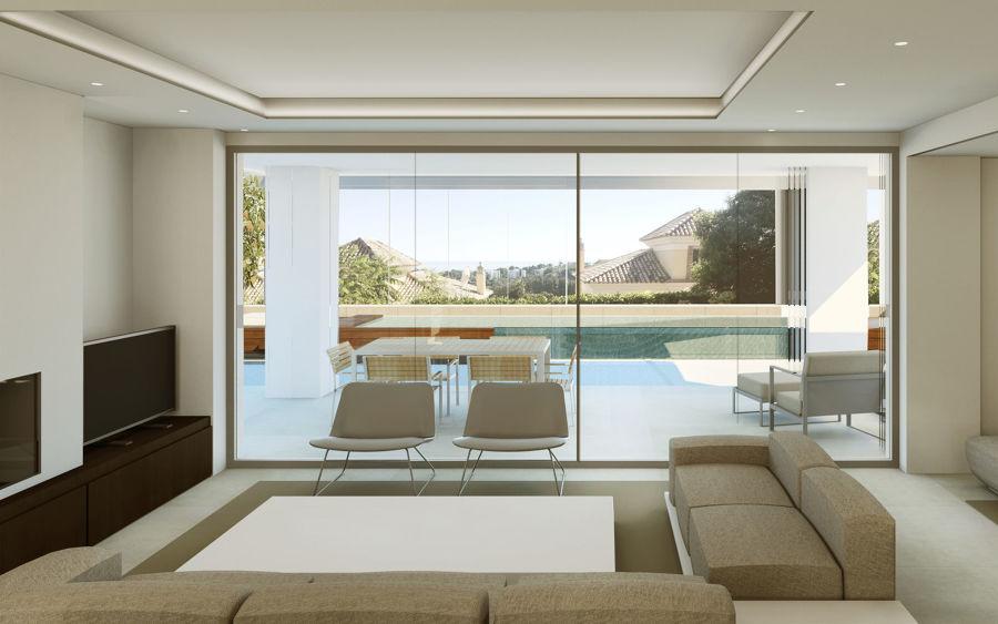 Proyecto reforma Nueva Andalucía, Marbella
