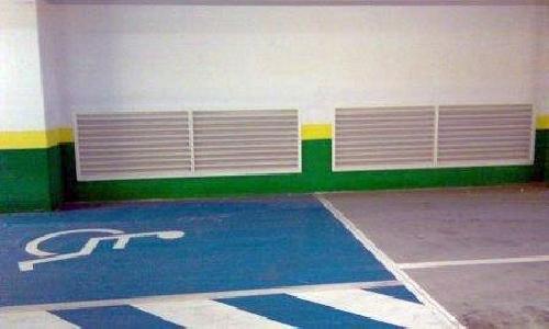 Proyecto ventilación aparcamiento