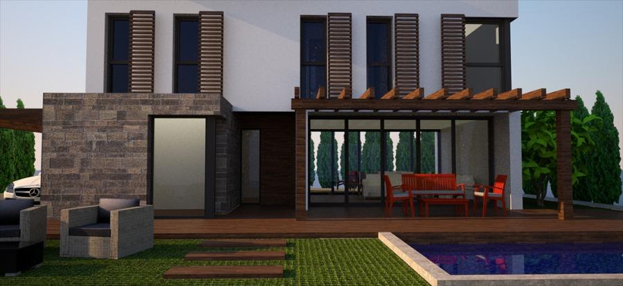 proyecto vivienda unifamiliar en Torrente