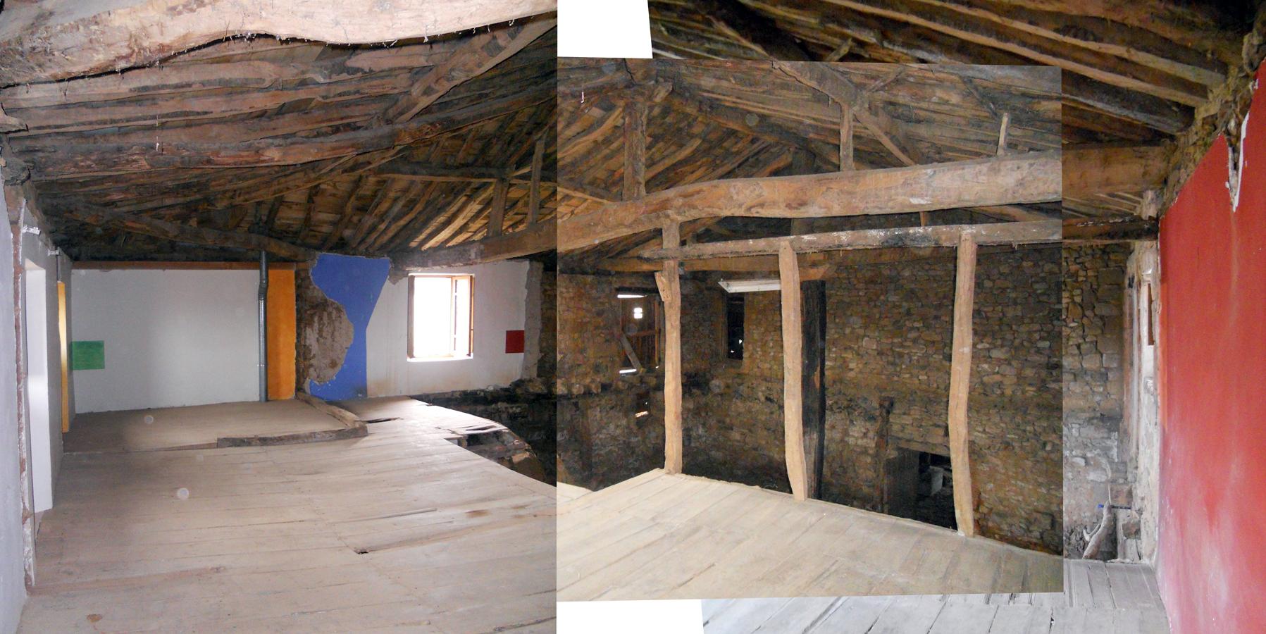 Proyecto y Construcción de reforma de Caserio en Berzosilla (Palencia)