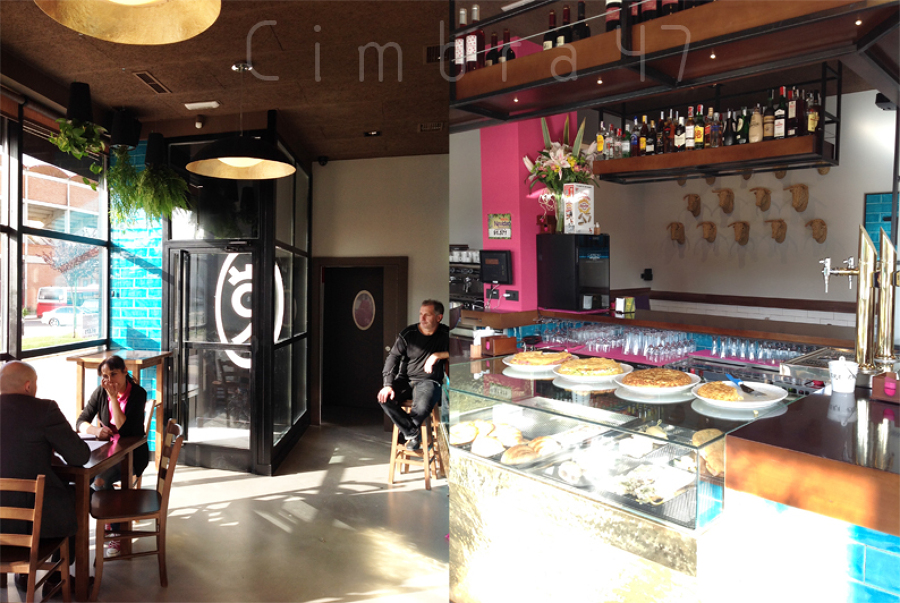 Foto proyecto de cimbra47 674420 habitissimo - Proyecto bar cafeteria ...