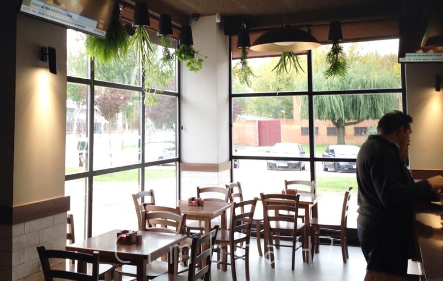 Foto proyecto de cimbra47 674423 habitissimo - Proyecto bar cafeteria ...
