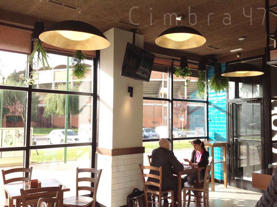 Foto proyecto de cimbra47 674425 habitissimo - Proyecto bar cafeteria ...