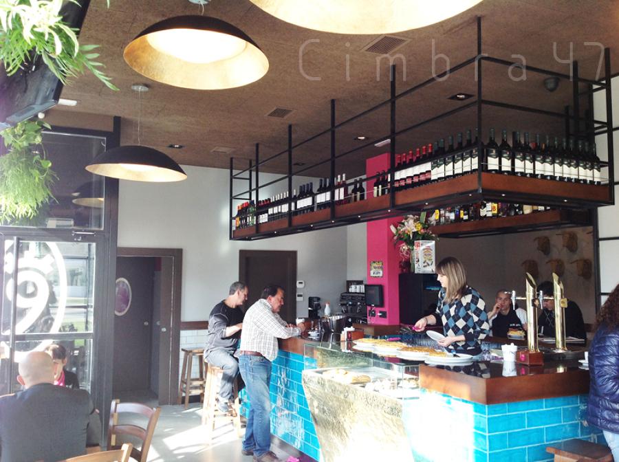 Foto proyecto y ejecuci n de obra del bar cafeter a - Proyecto bar cafeteria ...