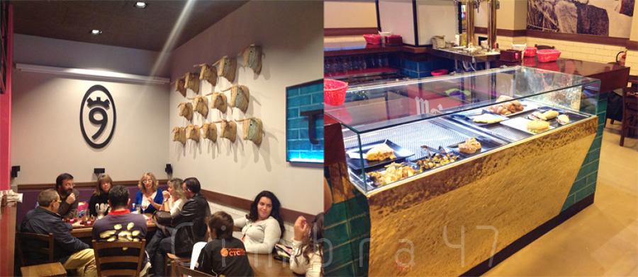Foto proyecto de cimbra47 674431 habitissimo - Proyecto bar cafeteria ...