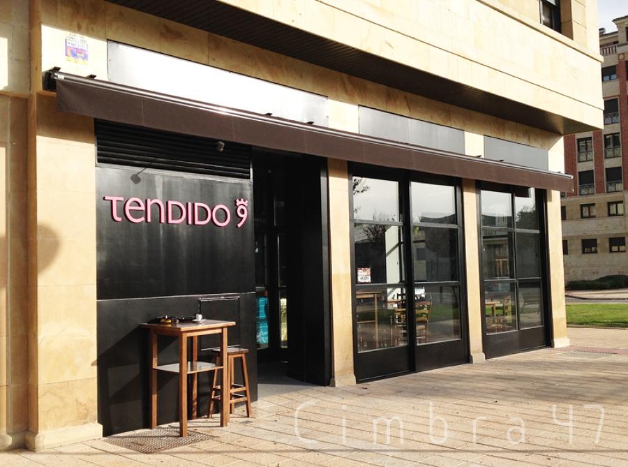 Foto fachada de cimbra47 674435 habitissimo - Proyecto bar cafeteria ...