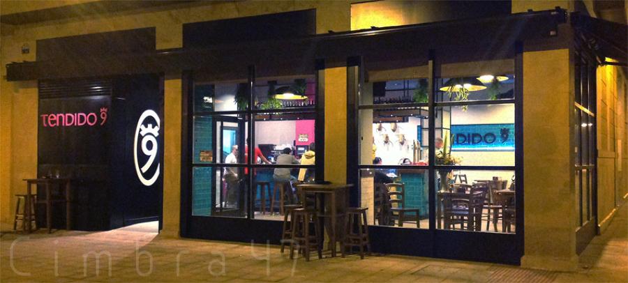 Foto fachada de cimbra47 674436 habitissimo - Proyecto bar cafeteria ...
