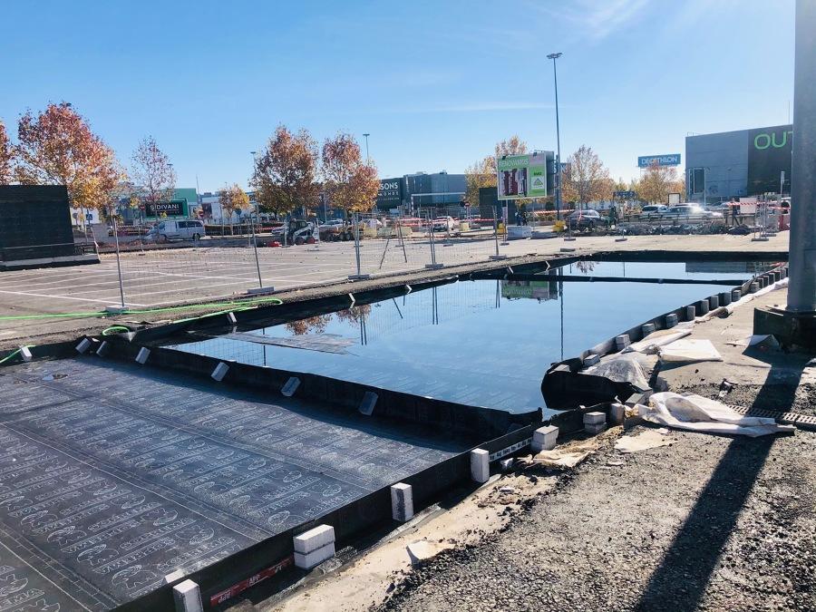 Prueba de estanquedad y Filtraciones de agua