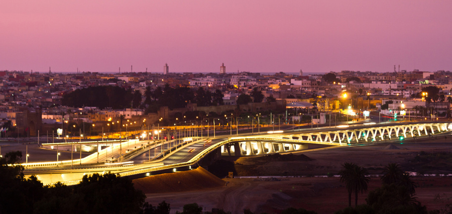 Puente Moulay Hassan