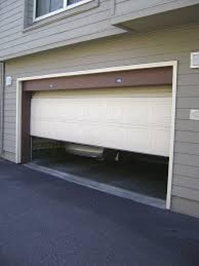 Puertas seccionales autom ticas ideas puertas garaje - Proyecto puerta de garaje ...
