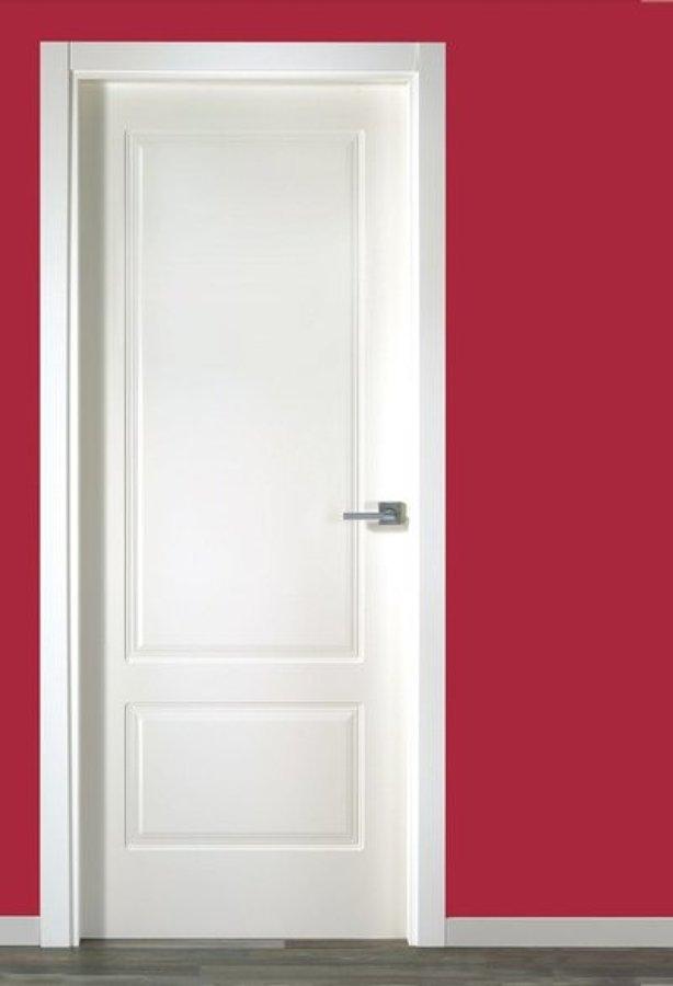 Puertas lacadas en blanco ideas carpinteros - Puertas de madera lacadas ...