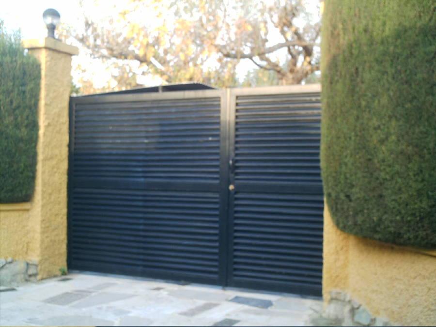 Puerta Abatible de Lama Mallorquina.
