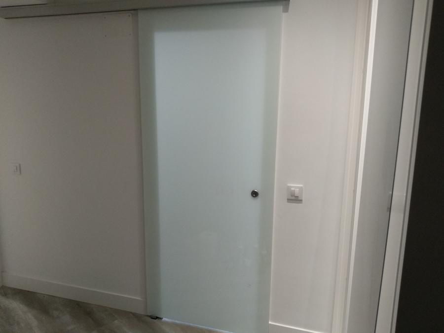 puerta baño suite