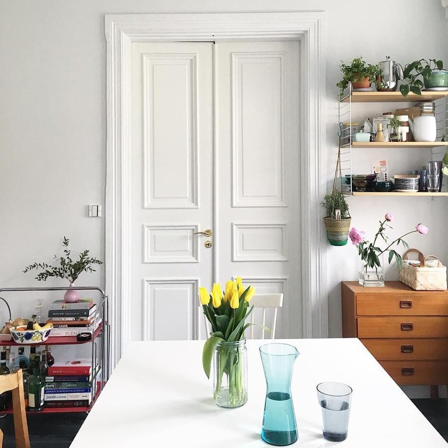 Foto puerta comedor de miv interiores 1440671 habitissimo - Puertas de comedor ...