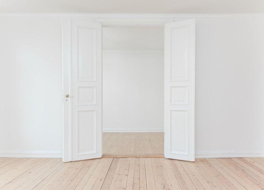 puerta comedor