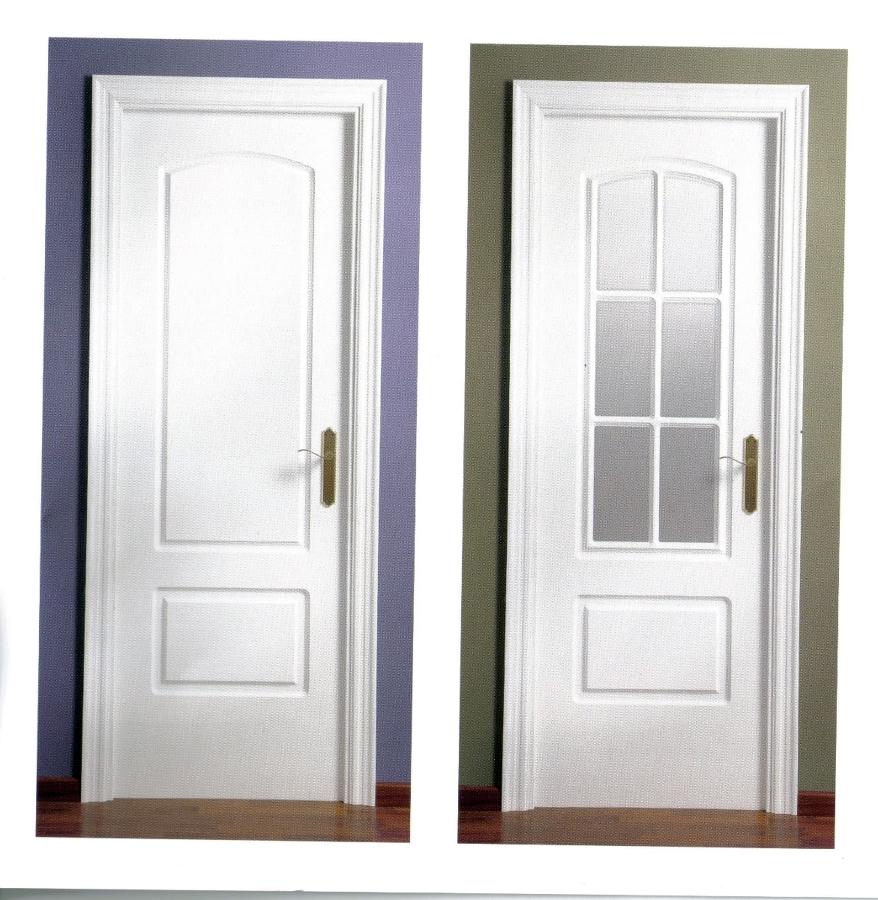 Colocaci n de puertas lacadas ideas carpinteros - Imagenes de puertas de interior ...