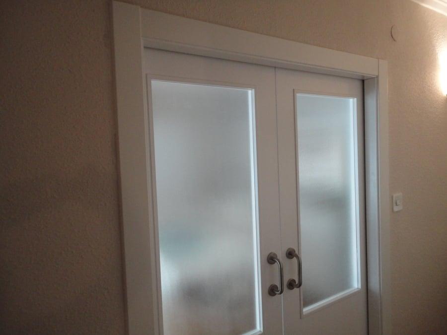 Reforma vivienda particular ideas reformas viviendas for Convertir puerta normal en corredera