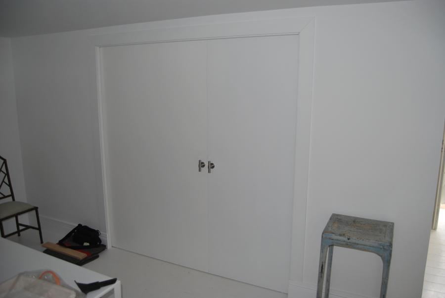 Foto puerta corredera cocina comedor de atumedida dise o for Puertas correderas comedor