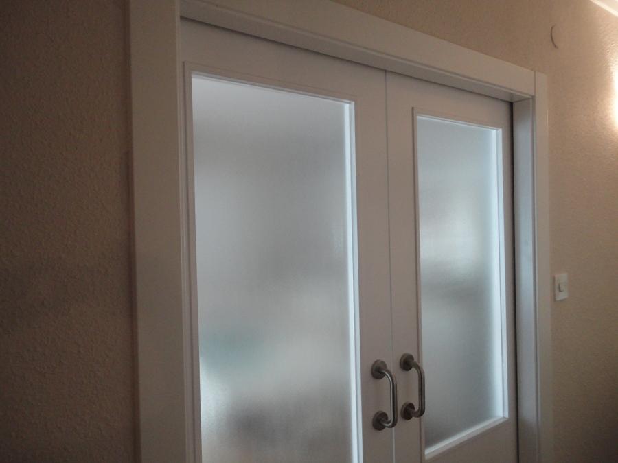 puerta cristalera corredera