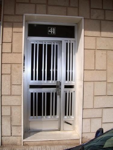 Puerta de acceso (antes de reforma)