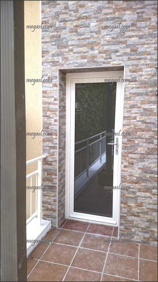 Cambio de puerta de terraza o balc n exterior en madrid ideas armarios - Puerta terraza ...